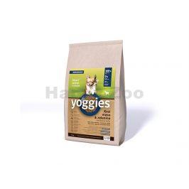 YOGGIES Minigranule kozí maso & zelenina 4kg