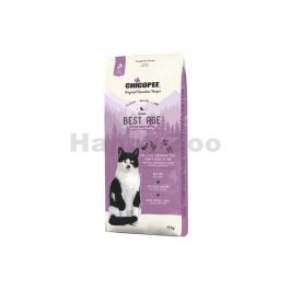 CHICOPEE Cat Classic Nature Senior Best Age Poultry 15kg