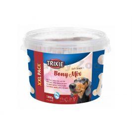 TRIXIE Soft Snack Bony Mix - hovězí, jehněčí, kuřecí, zvěřina 18