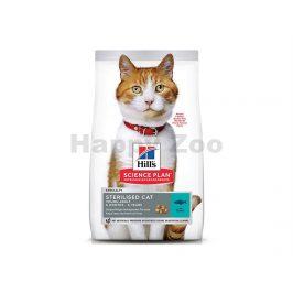 HILLS Feline Young Adult Sterilised Tuna 3kg