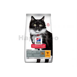 HILLS Feline Mature Adult 7+ Sterilised Chicken 3kg