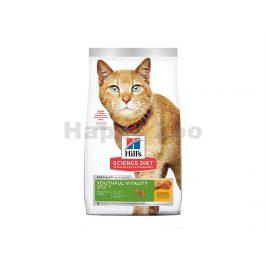 HILLS Feline Adult 7+ Youthful Vitality Chicken 1,5kg
