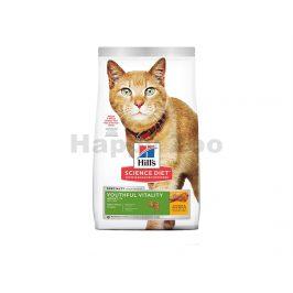 HILLS Feline Adult 7+ Youthful Vitality Chicken 0,3kg