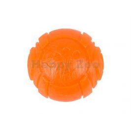 Hračka FLAMINGO guma TPR - Tigo míč oranžový 6cm