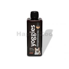 YOGGIES ostropestřcový olej pro psy a kočky 500ml