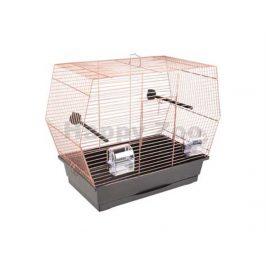 Klec pro ptáky FLAMINGO Disa měděná 53x28x43cm