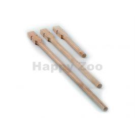Dřevěné bidlo NOBBY 1x35cm