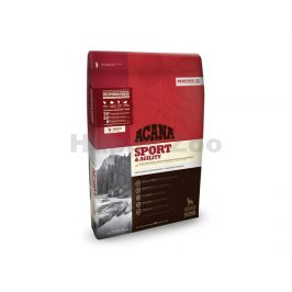 ACANA Heritage Sport and Agility 2x11,4kg