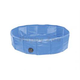 Bazén pro psy FLAMINGO Splash Pool modrý 160x160x20cm