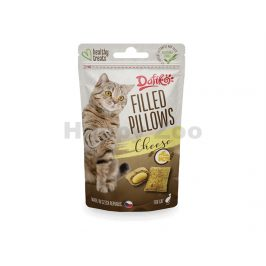 DAFIKO Filled Pillows with Cheese for Cats 40g