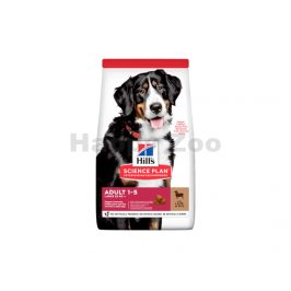 HILLS Canine Adult Large Breed Lamb & Rice 14kg