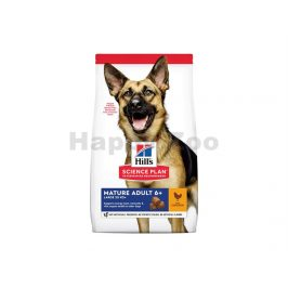 HILLS Canine Mature 5+ Large Breed Chicken 18kg