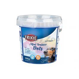 TRIXIE Soft Snack Mini Trainer Dots s lososem 500g