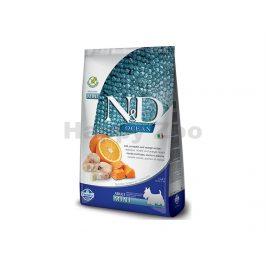 N&D Grain Free Ocean Dog Adult Mini Codfish & Pumpkin & Orange 2