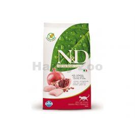 N&D Grain Free Prime Cat Neutered Chicken & Pomegranate 10kg