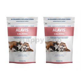 ALAVIS Calming pro psy a kočky 45g (30tbl) (DVOJBALENÍ) (2ks)