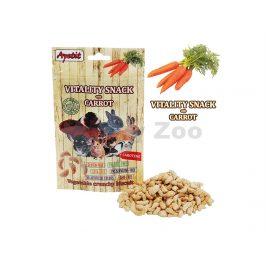 APETIT Vitality Snack s mrkví 80g
