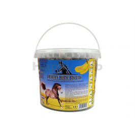 APETIT Delicay Horse Biscuits Banana 3,5l
