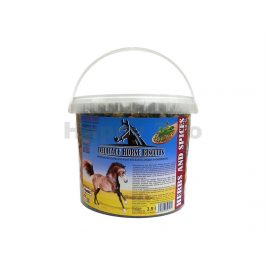 APETIT Delicay Horse Biscuits Herbs & Spices 3,5l