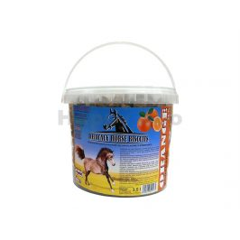 APETIT Delicay Horse Biscuits Orange 3,5l