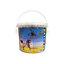 APETIT Delicay Horse Biscuits Alfalfa 3,5l