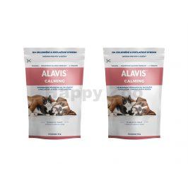 ALAVIS Calming Extra silný pro psy 96g (30tbl) (DVOJBALENÍ) (2ks