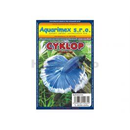 Mražené krmivo - cyklop 100g  AQUARIMEX