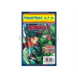 Mražené krmivo - kombo-4 100g AQUARIMEX