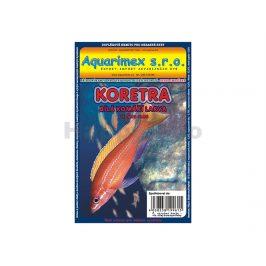 Mražené krmivo - koretra 100g AQUARIMEX