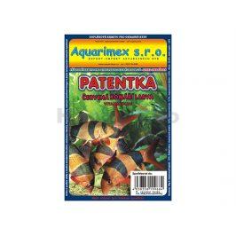 Mražené krmivo - patentka 500g AQUARIMEX