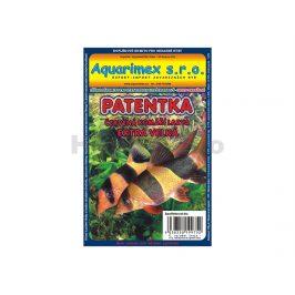 Mražené krmivo - patentka extra velká 100g AQUARIMEX