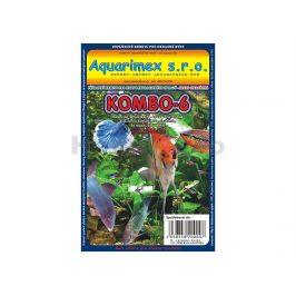 Mražené krmivo - kombo-6 100g AQUARIMEX