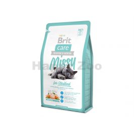 BRIT CARE Cat Missy for Sterilised 2x7kg