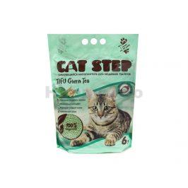 CAT STEP Tofu Green Tea 12l