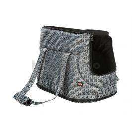 Taška TRIXIE Riva stříbrná 26x30x45cm