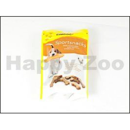 GIMDOG SportSnacks Mini-kostičky s kuřetem 60g