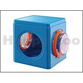 FERPLAST Cube 12,5x9,5x10,5 - kostka na propojení tunely