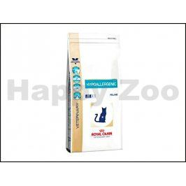 ROYAL CANIN VD Cat Hypoallergenic DR 25 500g