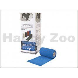 Elastické obinadlo KRUUSE Valueline modré (10cm, 4,5m)