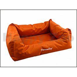 Pelech KARLIE-FLAMINGO Dreambay oranžový 100x80x25cm