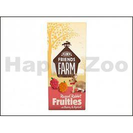 SUPREME Tiny Farm Snack Russel Fruitees Rabbit 120g