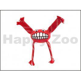 Hračka ROGZ Flossy Grinz FGR 01 C-Red (S) 16,5cm