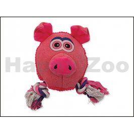 Hračka DOG FANTASY textil - prase 22cm