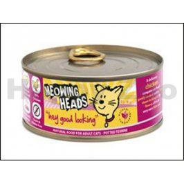 Konzerva MEOWING HEADS Hey Good Looking 100g