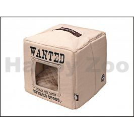 Iglu EBI D&D Wanted béžové 40x40x40cm