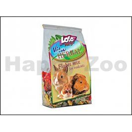 LOLO Vita Herbal mix vloček pro hlodavce 150g
