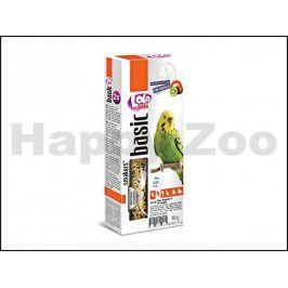 Tyčky LOLO Basic kiwi pro andulky 90g (2ks)
