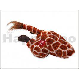 Hračka DOG FANTASY plyš - Silly Bums žirafa 30cm