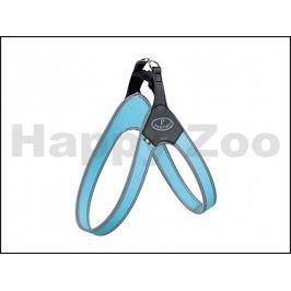 Postroj TRIXIE Praktiko step-in světle modrý (XXS-XS) 35cm