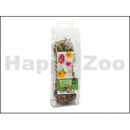 PUUR Pauze Snack - senná tyčka, měsíček a růže 200g